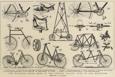 The National Cycle Show at the Crystal Palace, Some of the Novelties