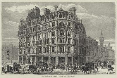 The National Liberal Club, Charing-Cross-Frank Watkins-Giclee Print