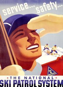 The National Ski Patrol System