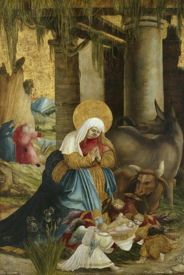 The Nativity, 1507-10-Master of Pulkau-Giclee Print