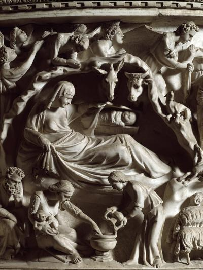 The Nativity, by Pisano--Photographic Print