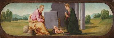The Nativity, C.1503-Mariotto Albertinelli-Giclee Print