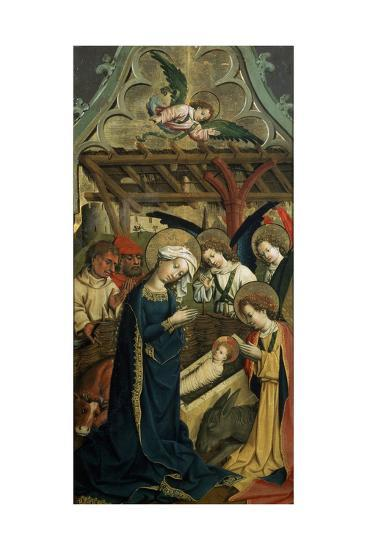 The Nativity of Christ, C1440--Giclee Print