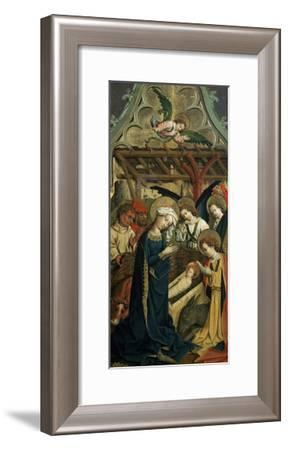 The Nativity of Christ, C1440--Framed Giclee Print