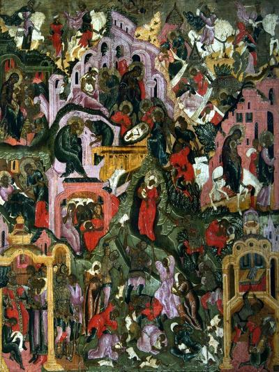 The Nativity of Christ (The Holy Night), Second Half of the 17th C--Giclee Print