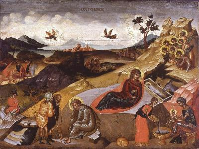 The Nativity of Christ--Giclee Print