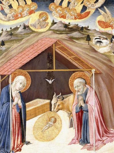The Nativity-Sano di Pietro-Giclee Print