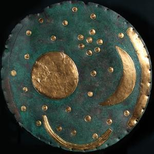 The Nebra Sky Disk, Ca. 1600 Bc