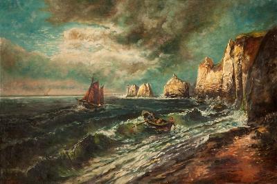 The Needles, Isle of Wight-Thomas Grimshaw-Giclee Print