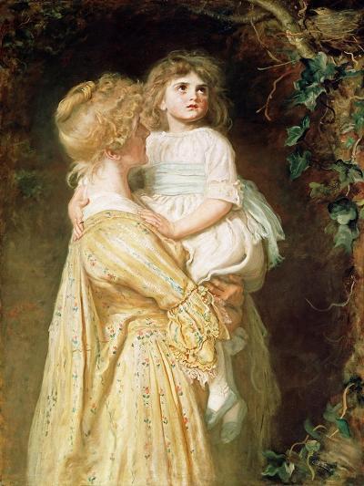 The Nest-John Everett Millais-Giclee Print
