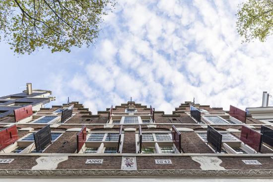 The Netherlands, Holland, Amsterdam-olbor-Photographic Print