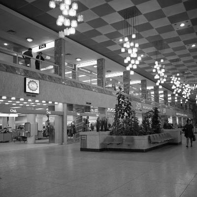 The New Arndale Shopping Centre in Doncaster, 1969-Michael Walters-Photographic Print