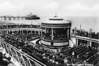 The New Band Enclosure, Eastbourne, East Sussex, Early 20th Century--Giclee Print