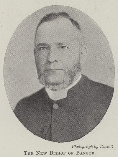 The New Bishop of Bangor--Giclee Print