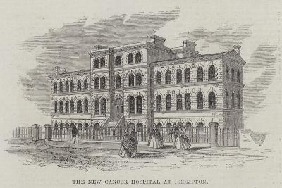 The New Cancer Hospital, Brompton--Giclee Print