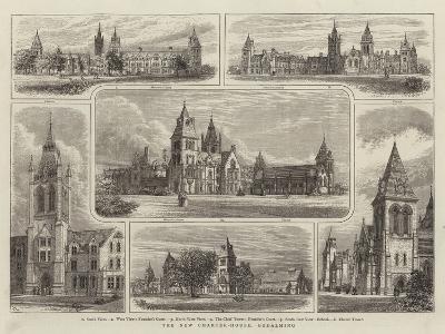 The New Charter-House, Godalming--Giclee Print