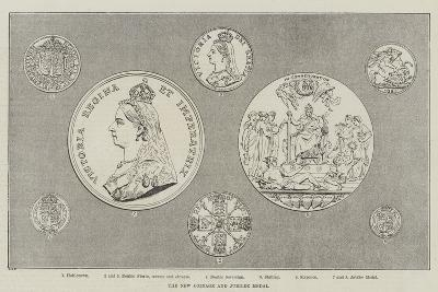 The New Coinage and Jubilee Medal--Giclee Print