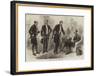 The New Court Costume--Framed Giclee Print