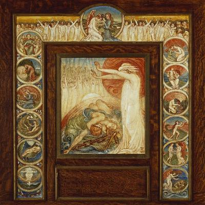 The New Creation-Phoebe Anna Traquair-Giclee Print
