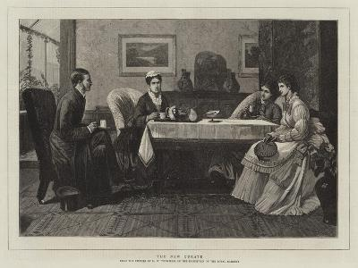 The New Curate-David Wilkie Wynfield-Giclee Print