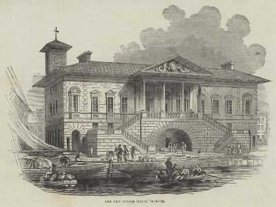 The New Custom House, Ipswich--Giclee Print