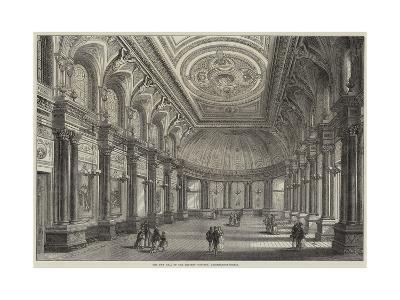 The New Hall of the Drapers' Company, Throgmorton-Street-Frank Watkins-Giclee Print