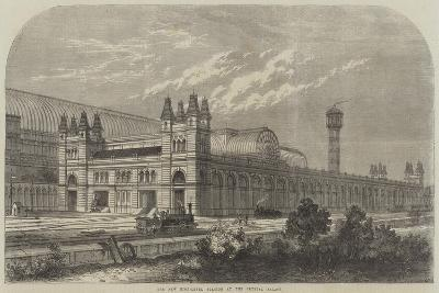 The New High-Level Station at the Crystal Palace-Thomas Sulman-Giclee Print