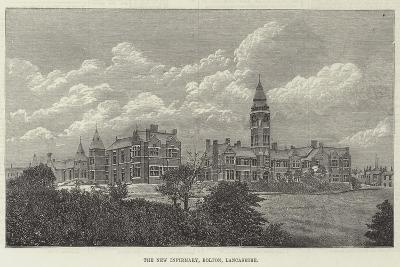 The New Infirmary, Bolton, Lancashire--Giclee Print