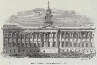 The New Medical College Hospital, Calcutta--Giclee Print