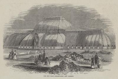 The New Palm Conservatory, Kew Gardens--Giclee Print