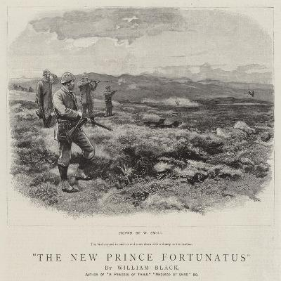The New Prince Fortunatus-William Small-Giclee Print