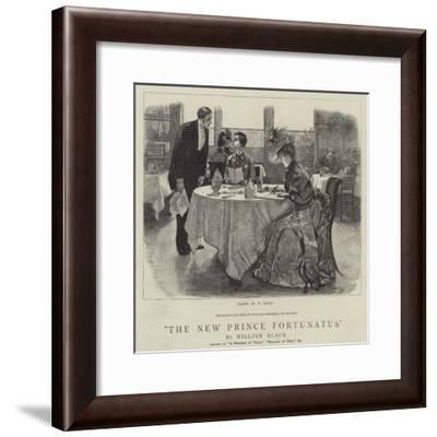 The New Prince Fortunatus-William Small-Framed Giclee Print