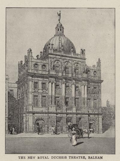 The New Royal Duchess Theatre, Balham--Giclee Print