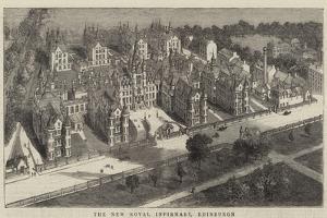 The New Royal Infirmary, Edinburgh