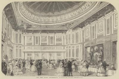 The New State Supper-Room, Buckingham Palace--Giclee Print