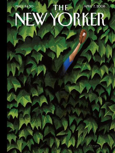The New Yorker Cover - April 7, 2008-Mark Ulriksen-Premium Giclee Print