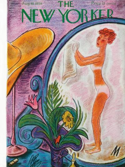 The New Yorker Cover - August 19, 1939-Julian de Miskey-Premium Giclee Print