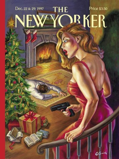 The New Yorker Cover - December 22, 1997-Owen Smith-Premium Giclee Print
