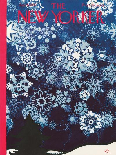 The New Yorker Cover - January 16, 1932-S. Liam Dunne-Premium Giclee Print