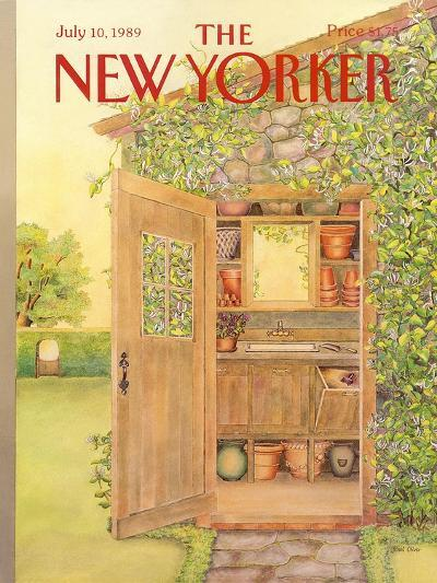 The New Yorker Cover - July 10, 1989-Jenni Oliver-Premium Giclee Print