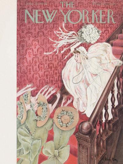 The New Yorker Cover - June 29, 1940-Mary Petty-Premium Giclee Print