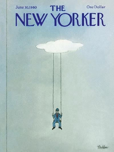 The New Yorker Cover - June 30, 1980-Robert Tallon-Premium Giclee Print