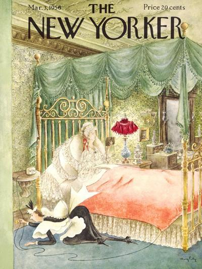 The New Yorker Cover - March 3, 1956-Mary Petty-Premium Giclee Print