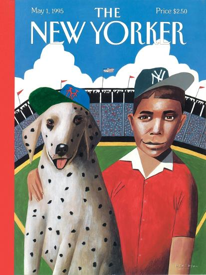 The New Yorker Cover - May 1, 1995-Mark Ulriksen-Premium Giclee Print