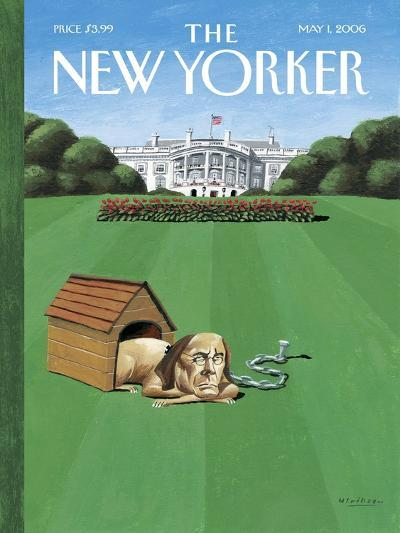 The New Yorker Cover - May 1, 2006-Mark Ulriksen-Premium Giclee Print