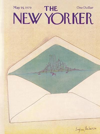 The New Yorker Cover - May 14, 1979-Eug?ne Mihaesco-Premium Giclee Print