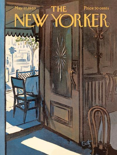 The New Yorker Cover - May 17, 1969-Arthur Getz-Premium Giclee Print