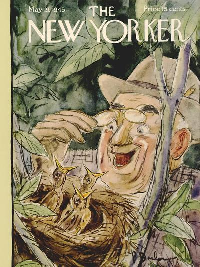 The New Yorker Cover - May 19, 1945-Perry Barlow-Premium Giclee Print