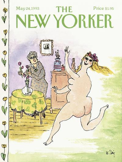 The New Yorker Cover - May 24, 1993-William Steig-Premium Giclee Print