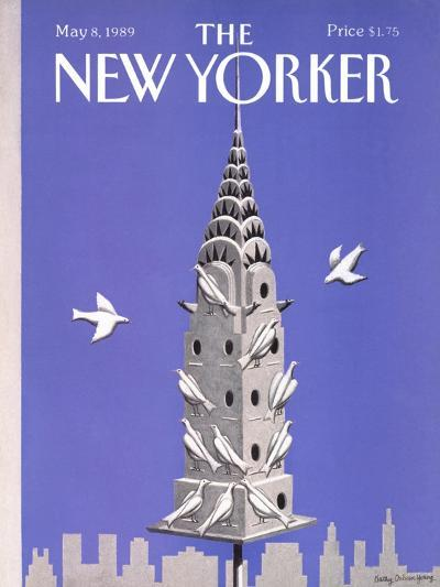 The New Yorker Cover - May 8, 1989-Kathy Osborn-Premium Giclee Print